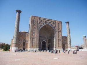 Visiter Samarcande cette ville touristique mais magnifique en Ouzbékistan