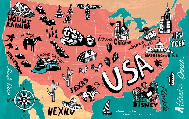 Rêve Etats-Unis