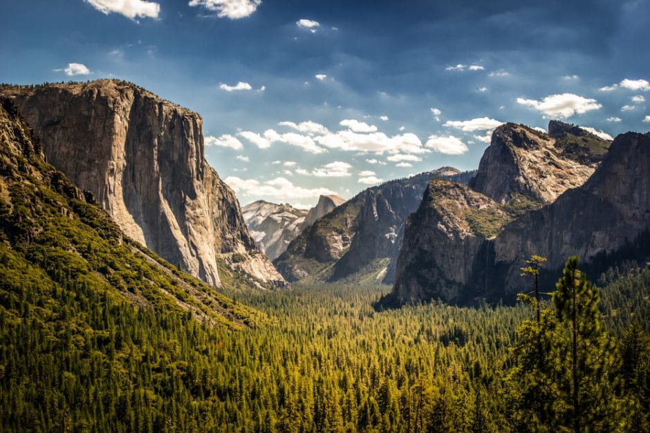 Parc national Yosemite