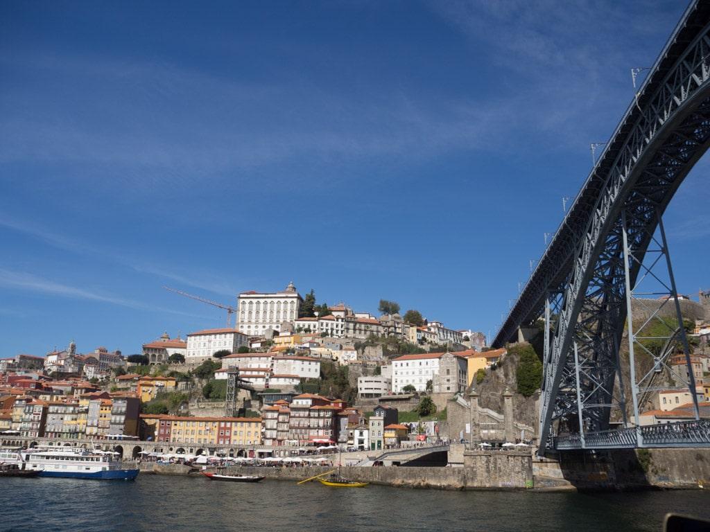 Pont Dom Louis sur le Douro