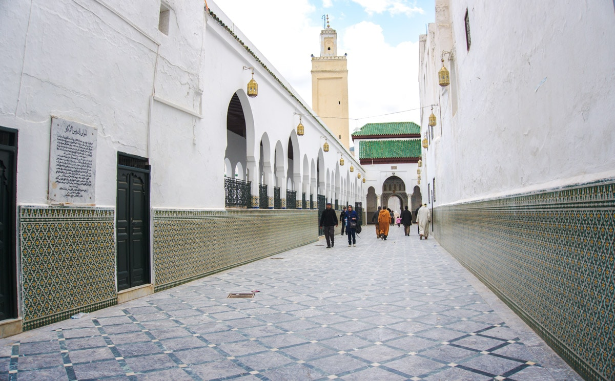 Mosquée Moulay Idriss