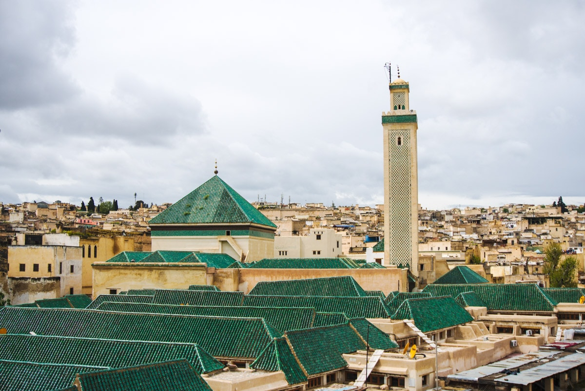 Mosquée Quaraouiyine