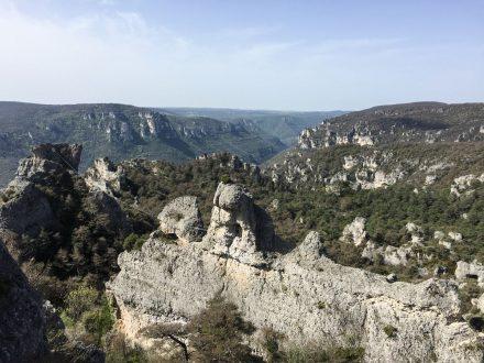Visiter l'Aveyron un week end: que faire autour de Millau ?