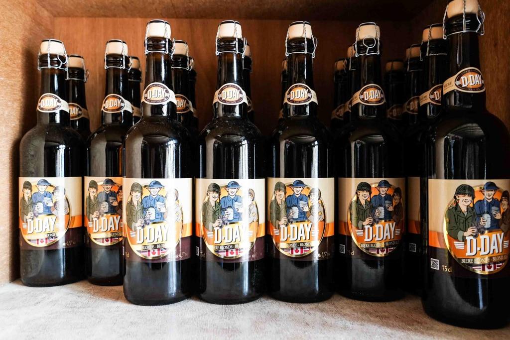 Bières D-Day