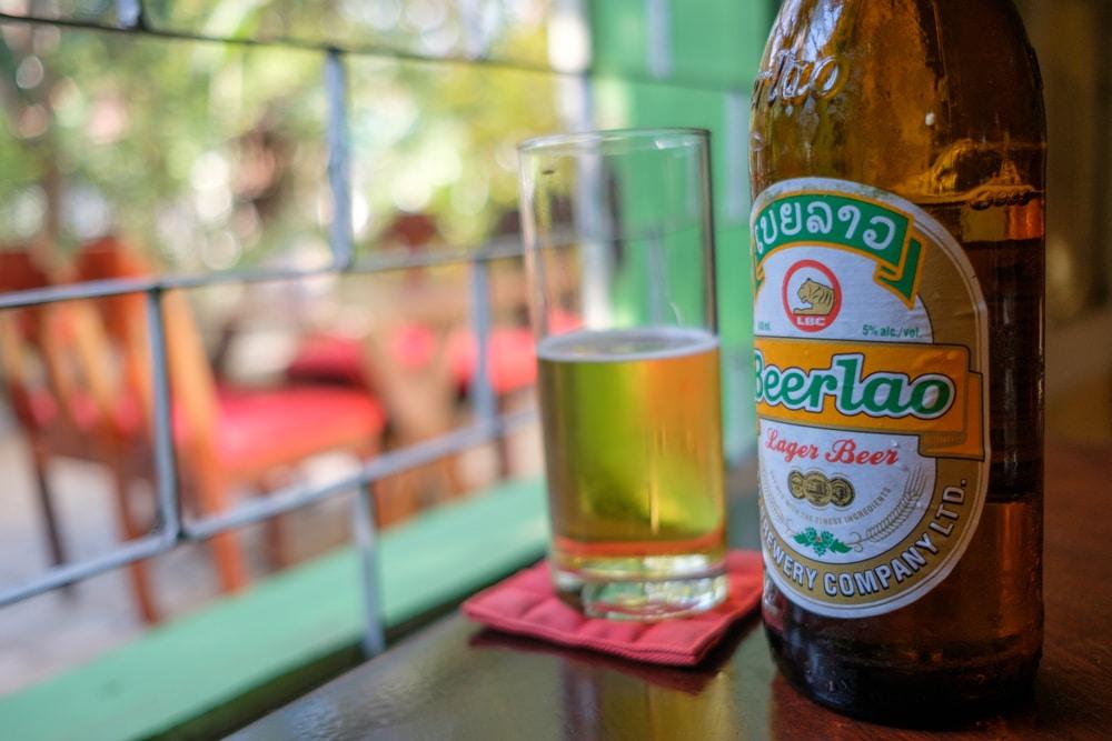 Bière lao