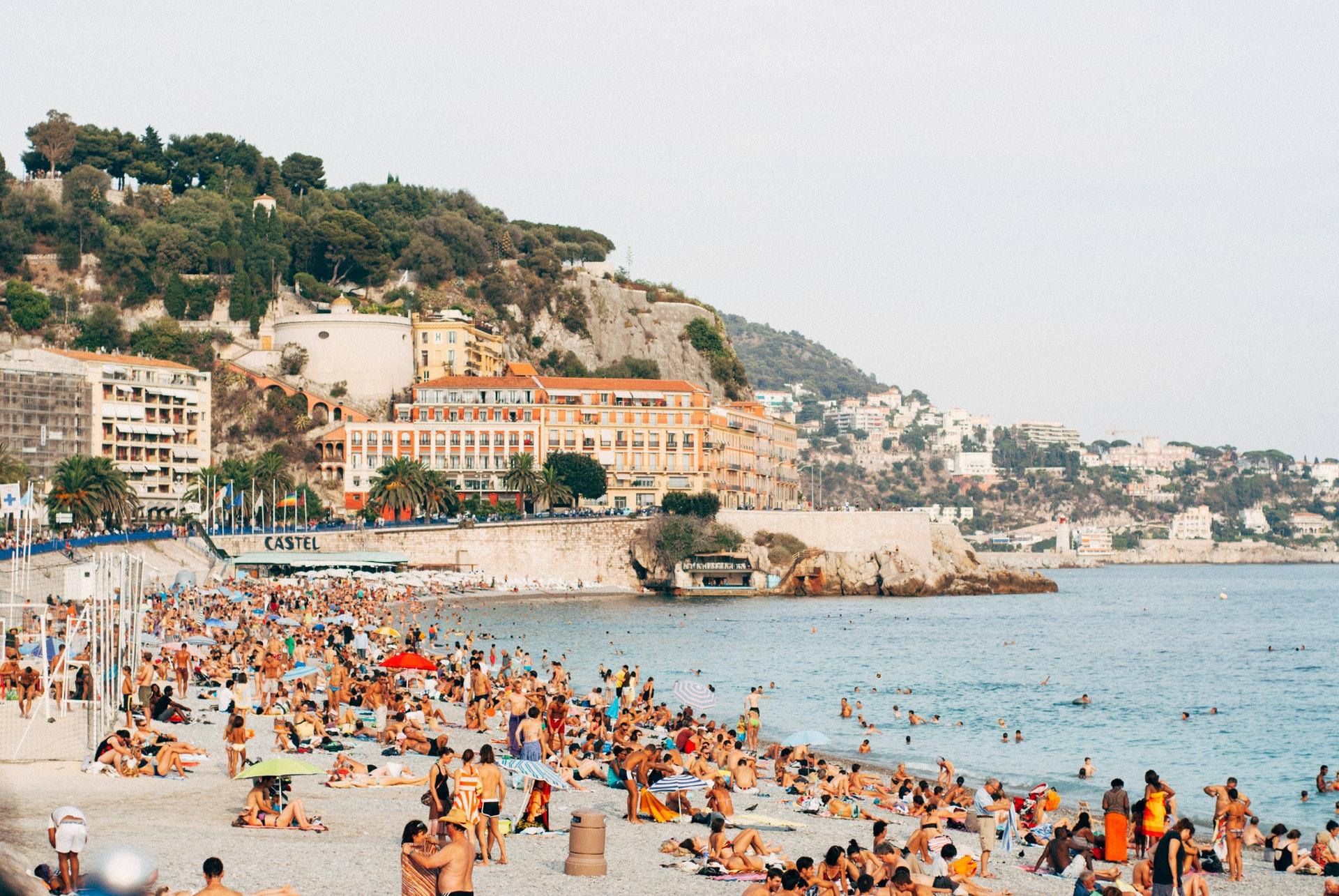 Top 10 des plus belles plages de la Côte d'Azur